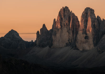 The three peaks of lavaredo / Dolomites (IT) / Lukas Schäfer