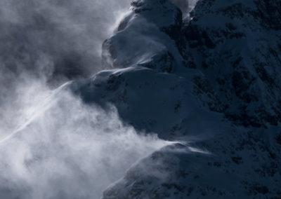 Windy - Gorilla - Fantasy - Snow - Winter - Cold