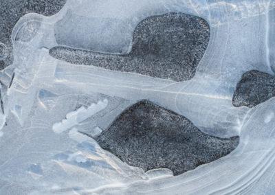 Ice structure / Daniel Tschurtschenthaler