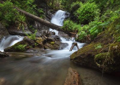 Waterfall / Sexten (IT) / Daniel Tschurtschenthaler