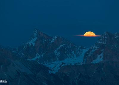 Moonrise / Dolomites (IT) / Lukas Schäfer