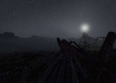 The barricade to the land of dreams / Monte Piana (ITA) / Lukas Schäfer