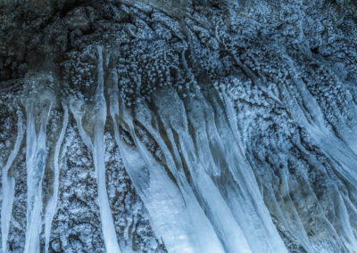 Ice veins - eis - veins - cold - frozen
