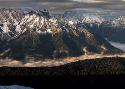 The dolomites with the tree peaks of lavaredo / Dolomites (IT) / Lukas Schäfer