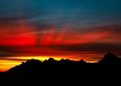 The sextner dolomites at sunrise / Taisten (ITA) / Daniel Tschurtschenthaler