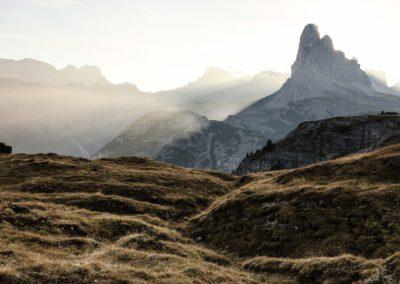Sunrays / Monte Piana (ITA) / Lukas Schäfer