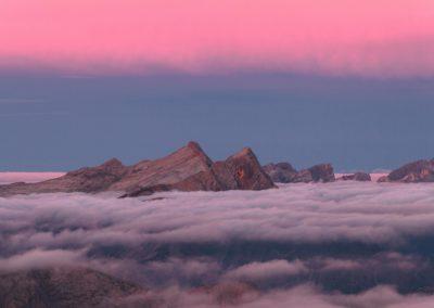 Blue hour / Dolomites (IT) / Lukas Schäfer