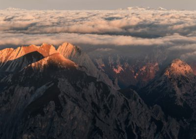 Morning light / Dolomites (IT) / Lukas Schäfer